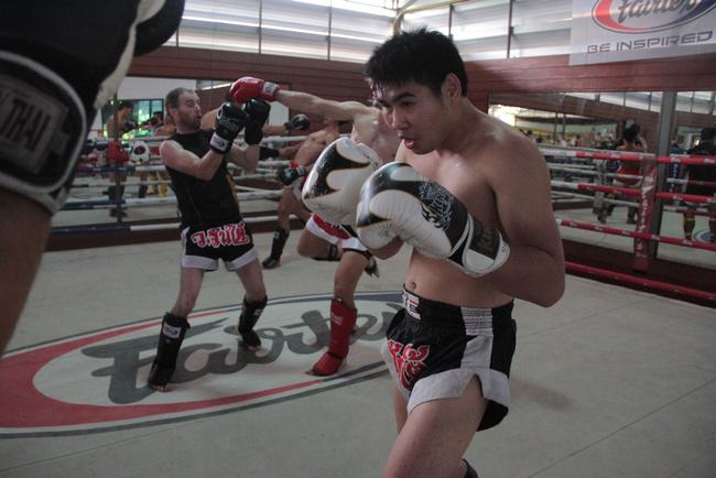 Protecting the Big Boss: The Muay Thai Bodyguard