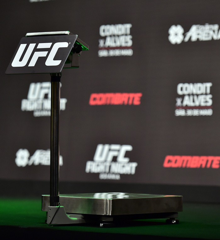 The Ufcs Latest Effort To Fight Extreme Weight Cutting Might Be Its