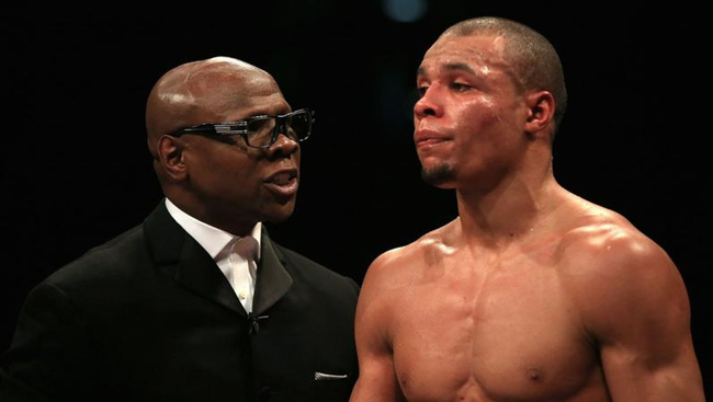 ​Nick Blackwell Calls Eubanks Inhuman and Disgusting For Post Fight Behavior