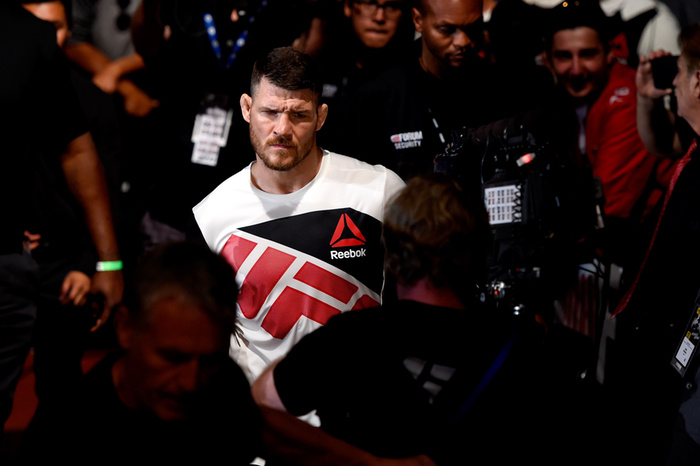 Rule Britannia: How Michael Bisping Became the UFC's Middleweight Monarch
