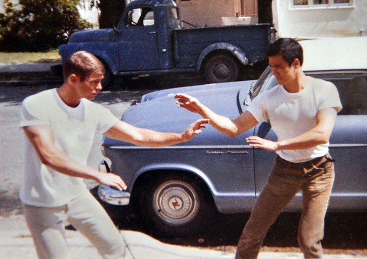 Photos of Bruce Lee and the Early Martial Arts Culture of San Francisco Bay