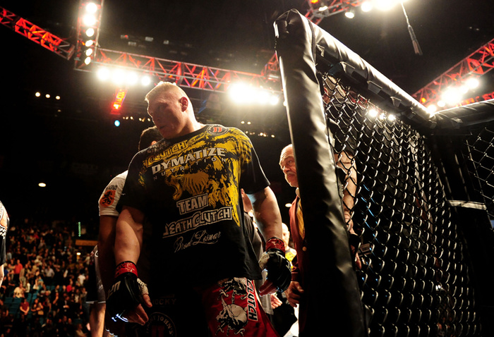 Expecting the Worst From Brock Lesnar at UFC 200