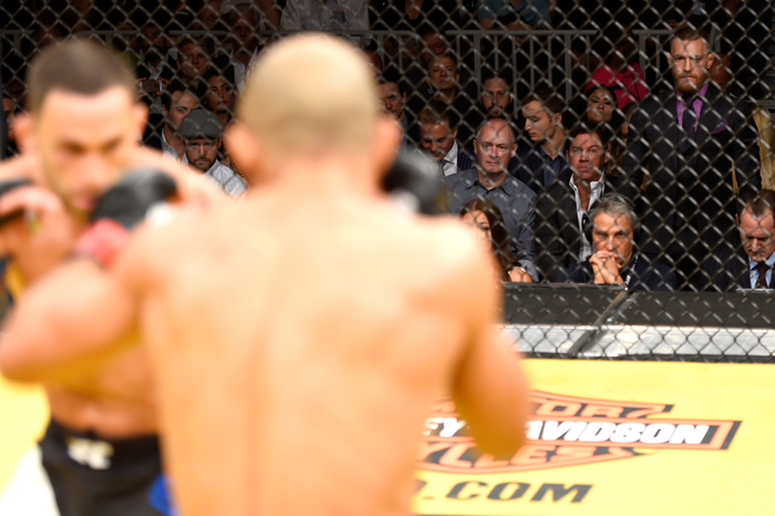 Edgars Chase for McGregor Ends with Aldo