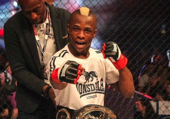Everbody's Talking About Marc Diakiese