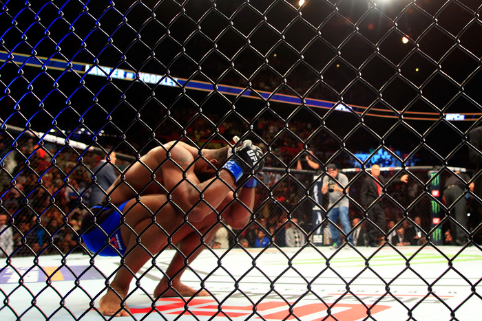 community news, UFC 201 Quick Results: Woodley Wins Welterweight Title with First Round KO