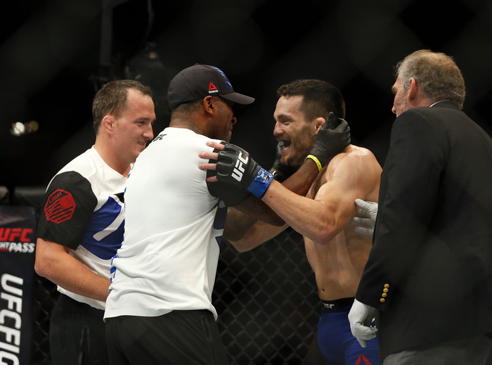 community news, Jake Ellenberger Saves His UFC Life on Saturday Night
