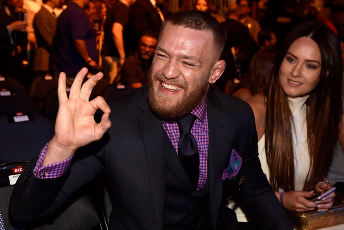 McGregor Is Holding up a Division That He Hasnt Even Competed In
