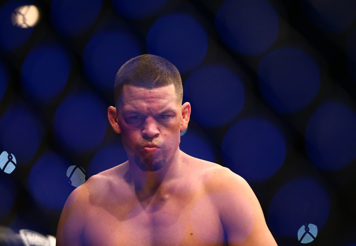 This Time Around, Nate Diaz Has to Deal With Expectation