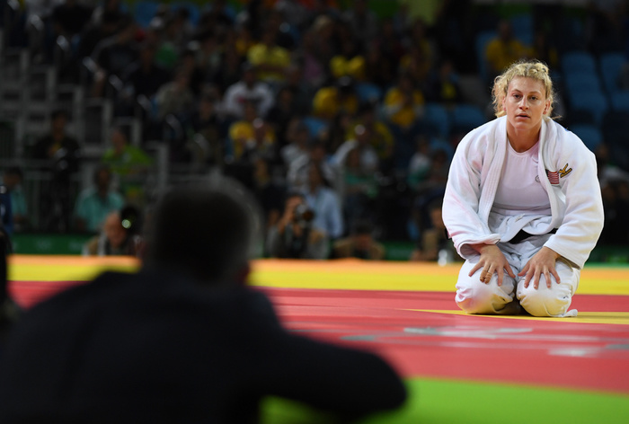 Judo Gold Medalist Kayla Harrison Is Ambivalent About a Future in MMA (and We Dont Blame Her)