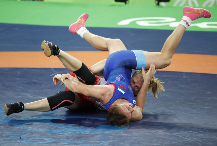 Russian Olympic Pride Salvaged by Wrestling… Until Obligatory Controversy