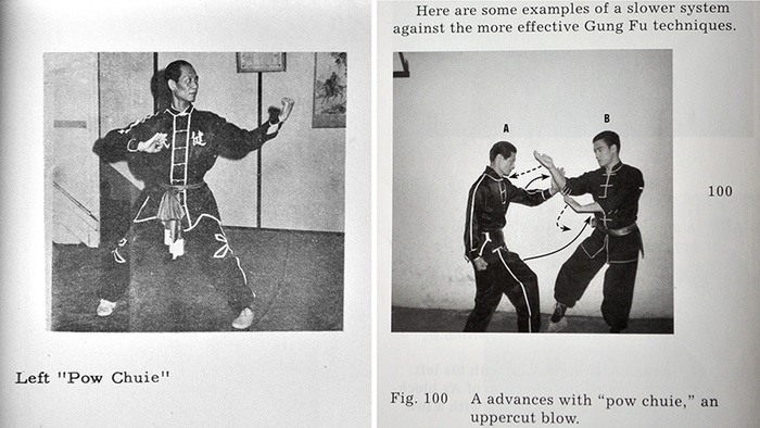 Bruce Lee vs  Wong Jack Man: Fact, Fiction and the Birth of