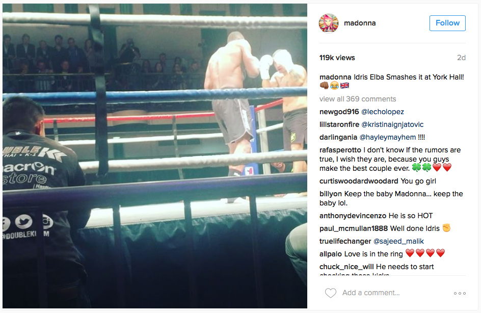 Idris Elba Made His Kickboxing Debut Last Weekend and It\'s Hard to ...