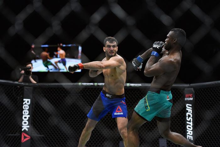 UFC Belfast Quick Results: Mousasi Gets His Revenge | FIGHTLAND