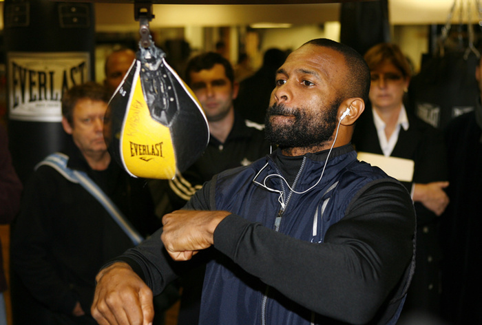 Roy Jones Jr. to Fight Bare-Knuckle Boxing Champion in February