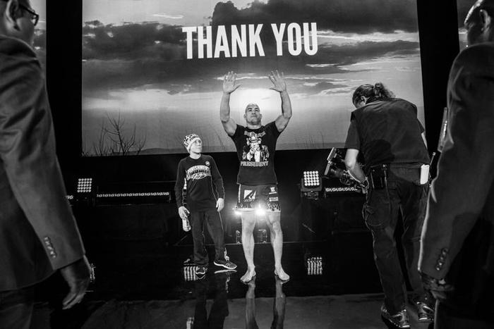 community news, Bellator 170 Quick Results: Tito Ortiz Retires With a Win
