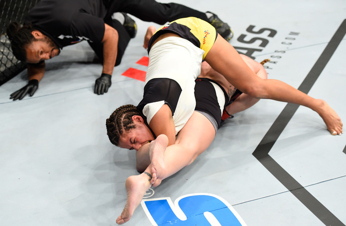 UFC Denver Quick Results: Finishes Abound in the Mile High City