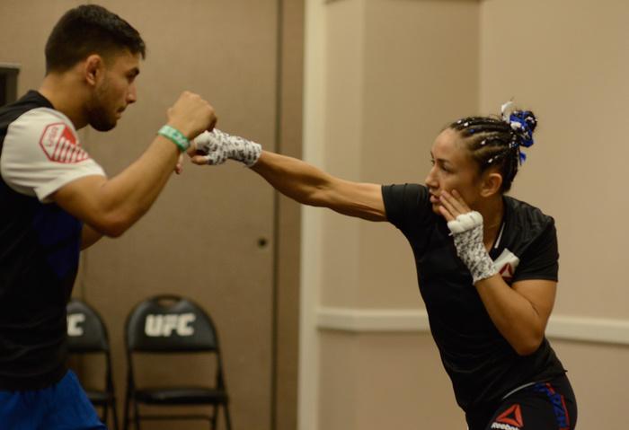 UFC Halifax One to Watch: Carla Esparza vs. Randa Markos