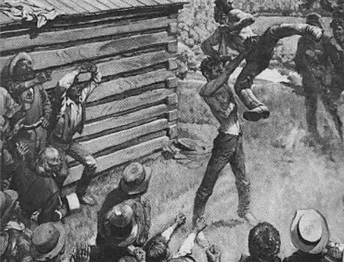 The Street Fighting Life of Abraham Lincoln
