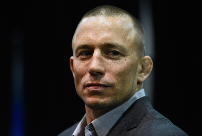 Georges St Pierre Will Return to the UFC to Fight Michael Bisping for the Middleweight Crown