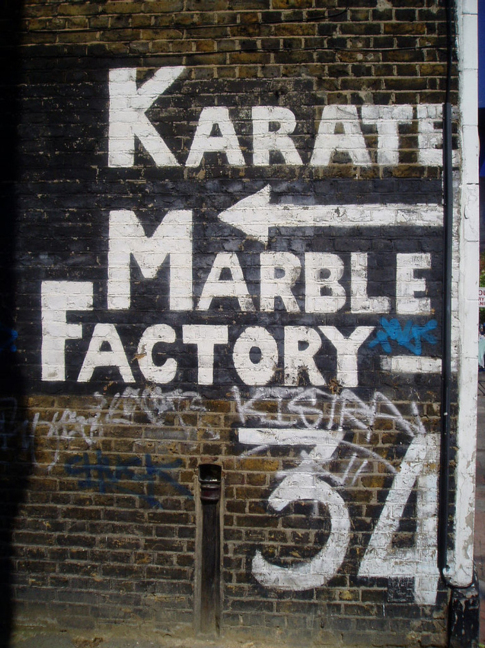 community news, Finding Satori at the 'Marble Factory' – England's Historic Karate Dojo