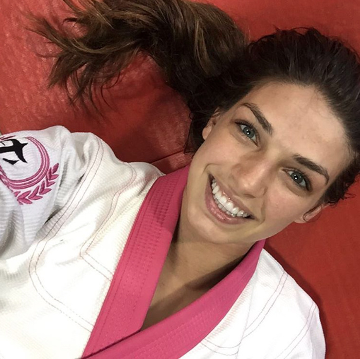 Mackenzie Dern Claims She Didnt Miss Weight After Missing Weight