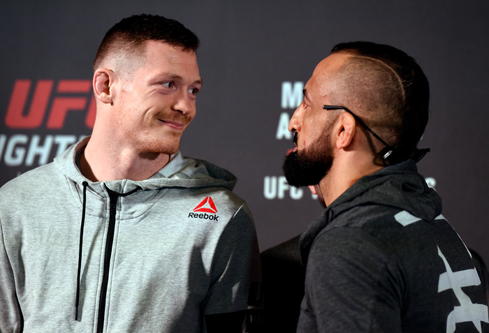 One to Watch: Joe Duffy vs. Reza Madadi