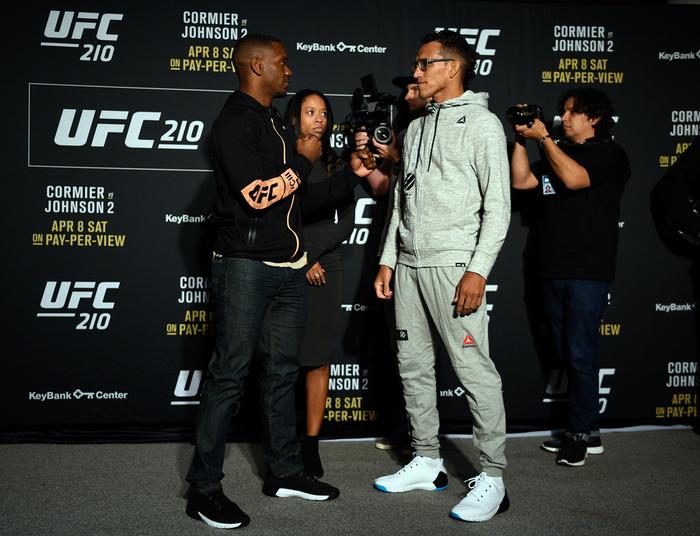 UFC 210 One to Watch: Will Brooks vs. Charles Oliveira