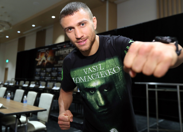 At Just 7-1, is Vasyl Lomachenko the World's Best Boxer?
