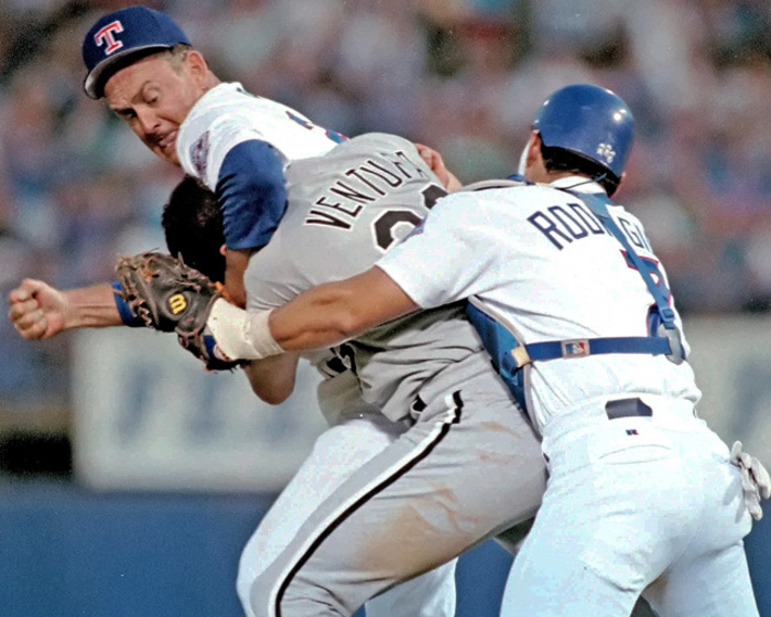 The Art (Artlessness) of the Baseball Fight