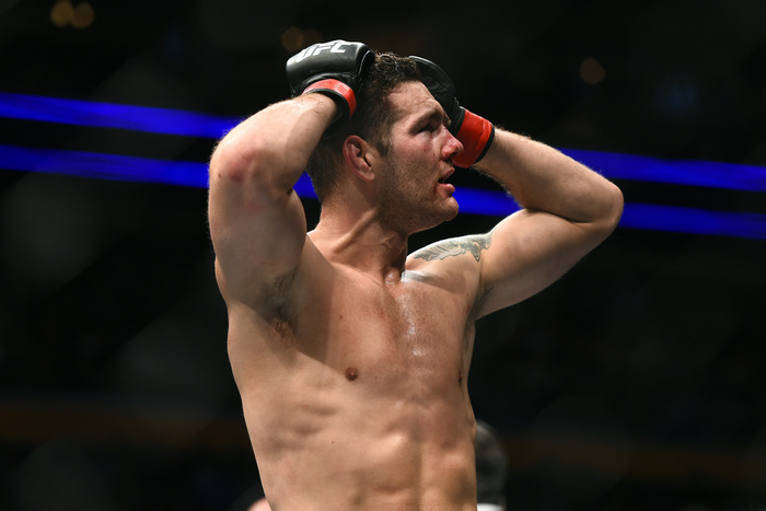 community news, Mousasi versus Weidman: The Best Disappointing Fight of the Year