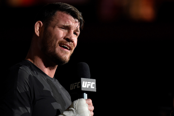 community news, Michael Bisping Keeps Tormenting Yoel Romero, Calls Robert Whittaker the True No. 1 Contender