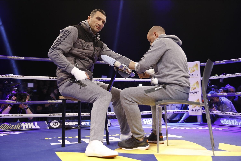community news, Can Anthony Joshua Wladimir Klitschko Reignite Heavyweight Boxing in America?