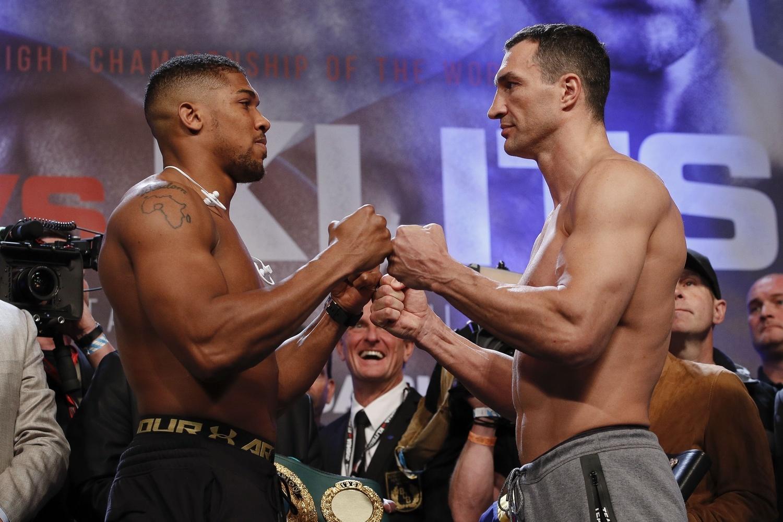 community news, Wladimir Klitschko Offers Anthony Joshua Chance to Ditch 'Paper Champ' Label