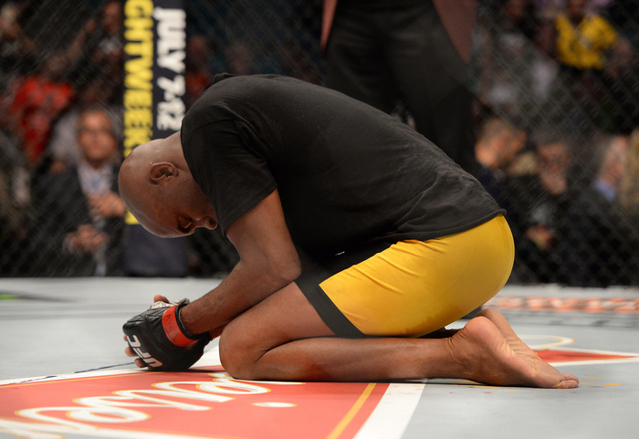 community news, Anderson Silva Says Hell Retire If He Doesnt Get to Fight Yoel Romero in Rio
